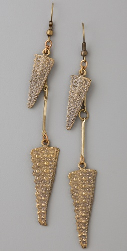 Alkemie Jewelry Tribal Urchin Earrings