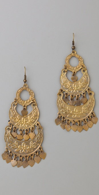 Alkemie Jewelry Gypsy Earrings