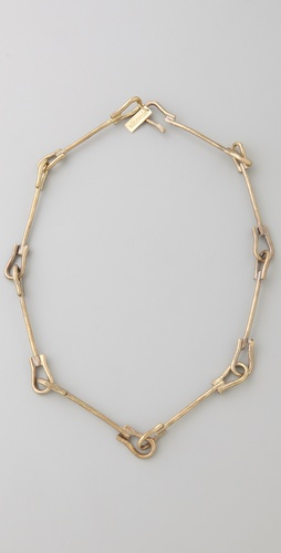 Alkemie Jewelry Stirrup Necklace