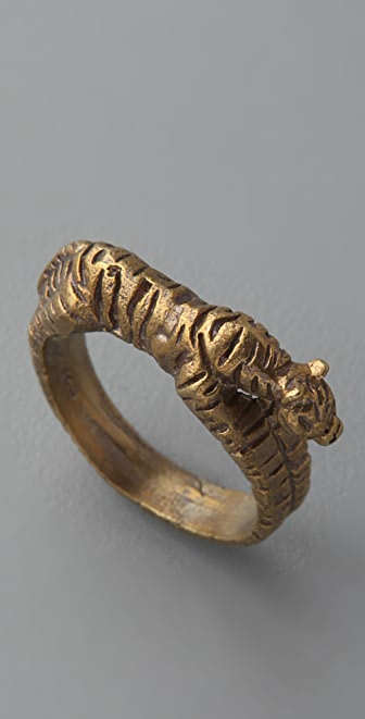 Alkemie Jewelry Tiger Ring