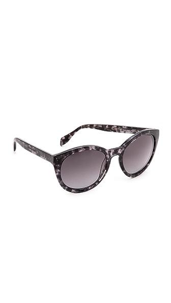 Alexander McQueen Gradient Sunglasses