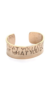 Alisa Michelle Designs Do What You Love Bracelet