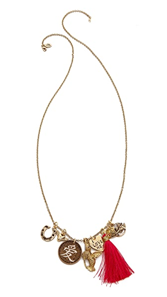 alisa michelle designs love necklace shopbop