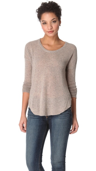Ami Dans La Rue Champ Cashmere Sweater