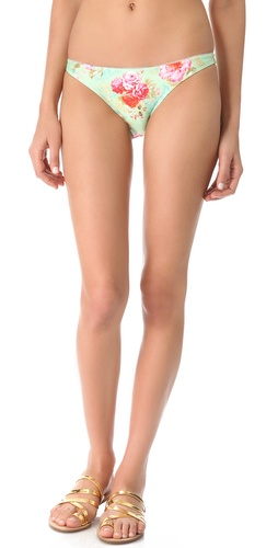Shop Amore & Sorvete Kelly Bikini Bottoms and Amore & Sorvete online - Apparel, Womens, Swim, Swim,  online Store