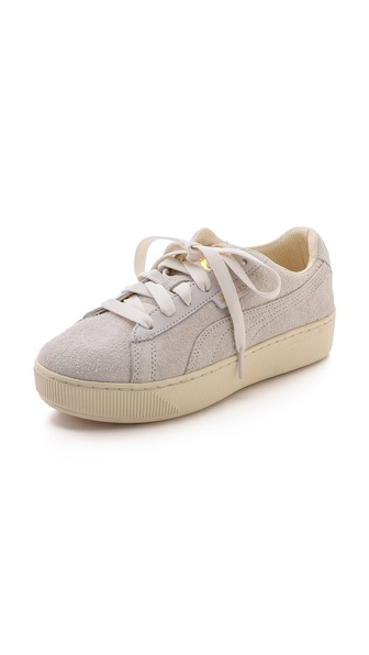 Alexander Mcqueen Puma Tabaka Flat Sneakers - Cloud Dancer at Shopbop / East Dane