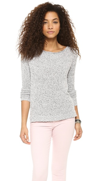 American Vintage York Sweater - Barley And Black at Shopbop / East Dane