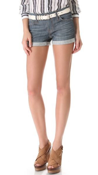 A.N.D. Smith 250 Wears Slouchy Shorts