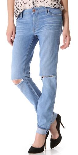 A.N.D. Jack 350 Wears Slouchy Skinny Jeans