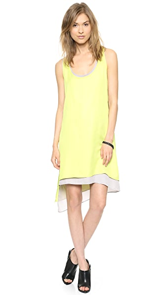And B Britt Scoop Neck Dress