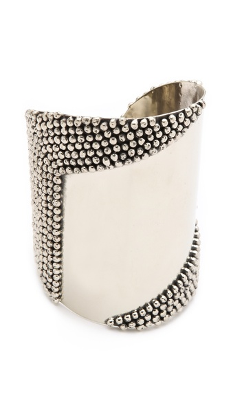 ANNDRA NEEN Mirror & Pin Cuff