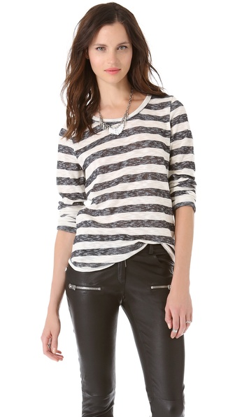 ANINE BING Long Sleeve Top