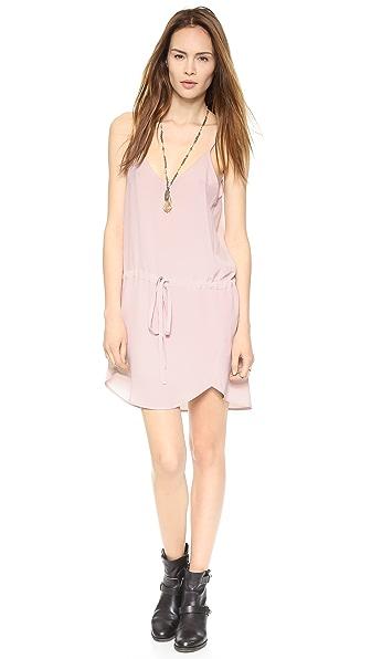 Kupi ANINE BING haljinu online i raspordaja za kupiti Anine Bing Slip Dress Rose online