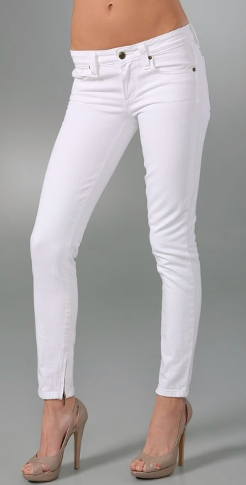 Anlo Brooke Skinny Jeans with Zippers