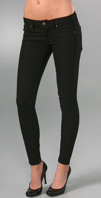 Anlo Brooke Skinny Jeans with Zipper