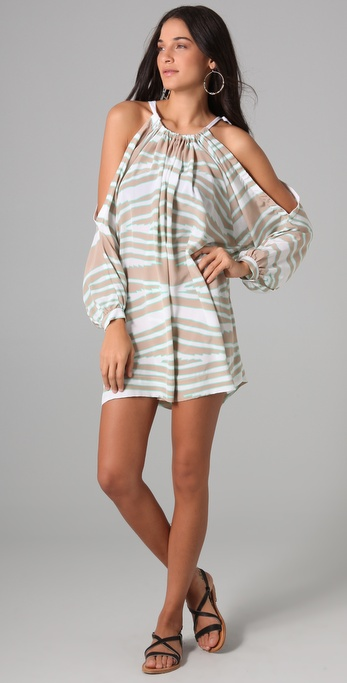 Anna & Boy Billow Cover Up Dress
