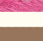 Fuxia/Gold/Chestnut/Sand