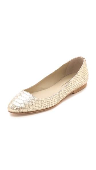 Anniel Pointed Ballerina Flats