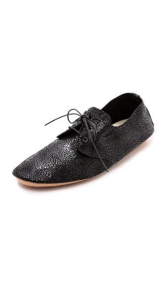 Anniel Low Soft Derby Oxfords