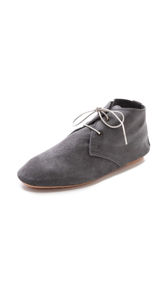 Anniel High Soft Derby Oxfords