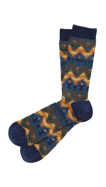 Anonymous Ism Wigwam JQ Crew Socks
