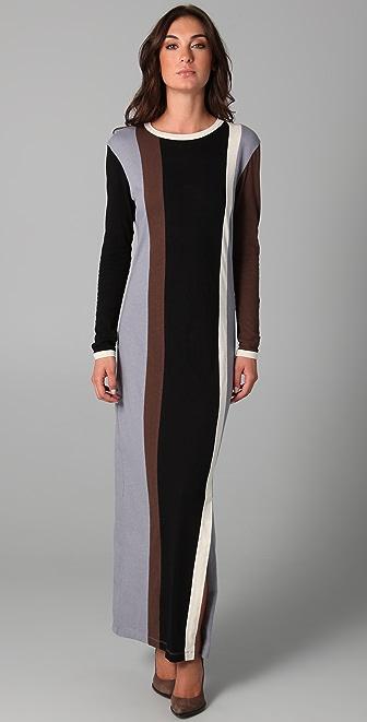 Antipodium Powerhouse Long Dress