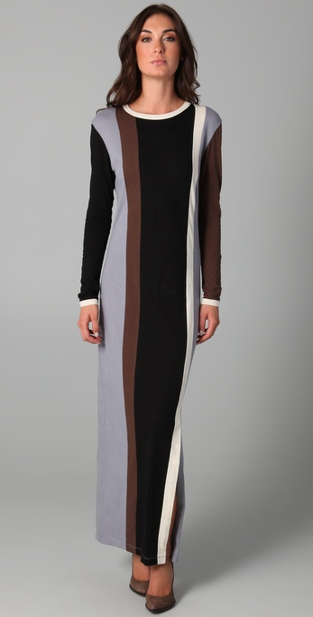 Antipodium Powerhouse Long Dress