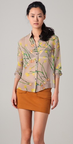 Antipodium Freudian Blouse