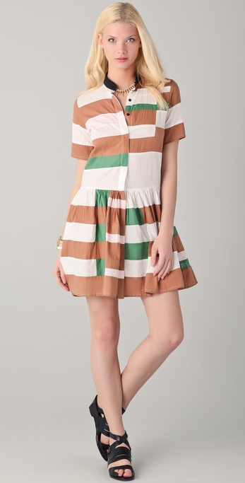Antipodium Kraftwork Dress