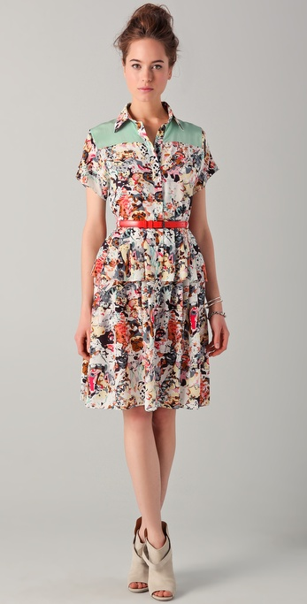 Antipodium House Rules Dress