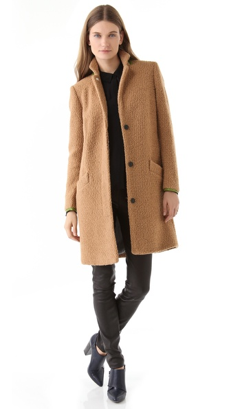 Antipodium Vallance Coat
