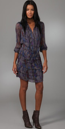 Antik Batik Kim Mini Dress