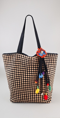 Antik Batik Elias Cabas Tote