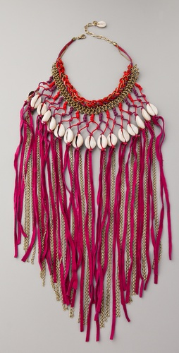 Antik Batik Douma Necklace