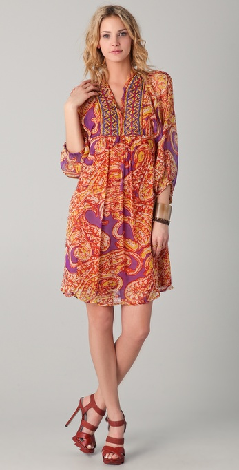 Antik Batik Papago Print Dress