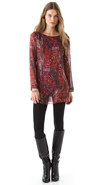 Antik Batik Adela Mini Dress