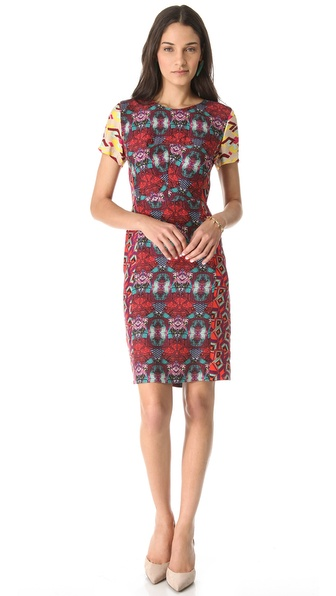 Antik Batik Aron Pencil Dress