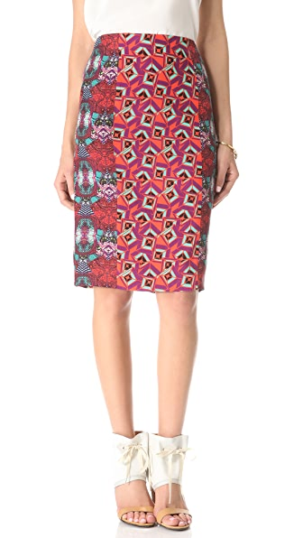 Antik Batik Aron Pencil Skirt