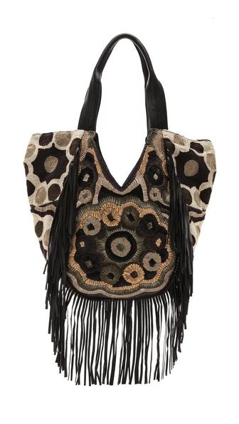 Antik Batik Baya Cabas Bag