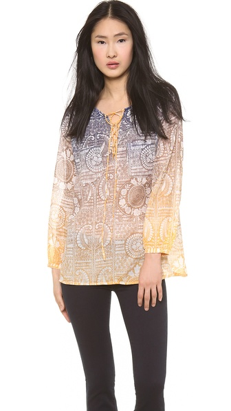 Antik Batik Amalia Blouse