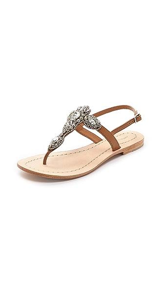 Antik Batik Aki Jeweled Sandals