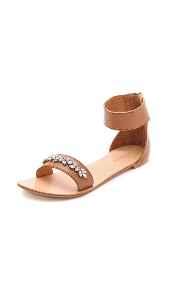 Antik Batik Coline Jeweled Band Sandals