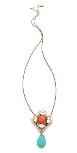 Anton Heunis Wire Pendant Necklace