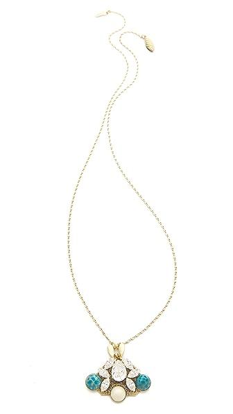 Anton Heunis Cluster Pendant Necklace