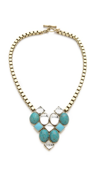 Anton Heunis Cluster Necklace