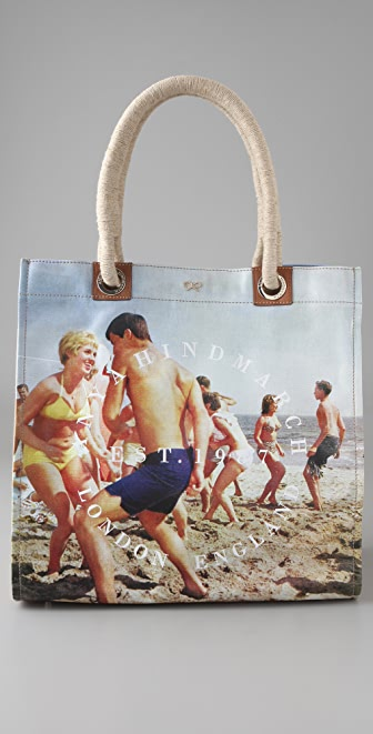 Anya Hindmarch Beach Party Tote