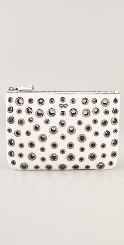 Anya Hindmarch Peephole Grommet Pouch