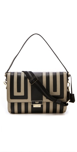 Anya Hindmarch Ebenezer Shoulder Bag at Shopbop.com