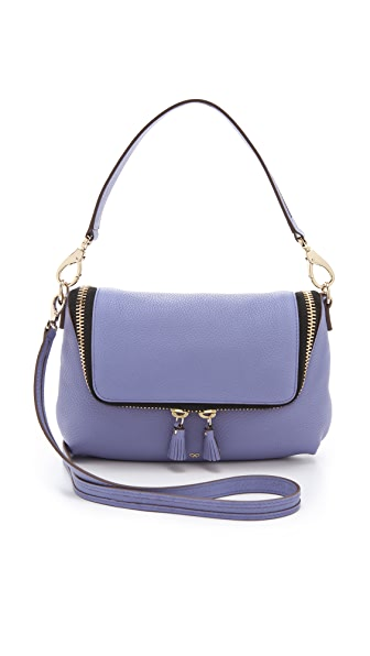 Anya Hindmarch Maxi Zip Cross Body Bag
