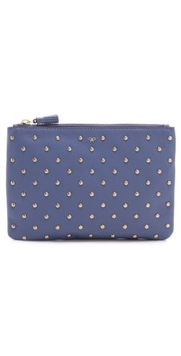 Anya Hindmarch Joss Zip Top Wallet at Shopbop.com